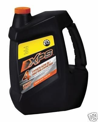 Sea-Doo XPS 4 Stroke Synthetic Blend Engine Oil - Gallon 293600122