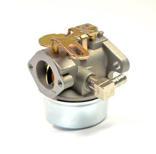 Carburetor for Tecumseh 5HP 4HP MTD 632107A 632107 640084B 640084A Snowblower Carb