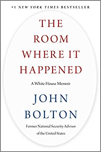 The Room Where It Happened: A White House Memoir: Amazon.de ...