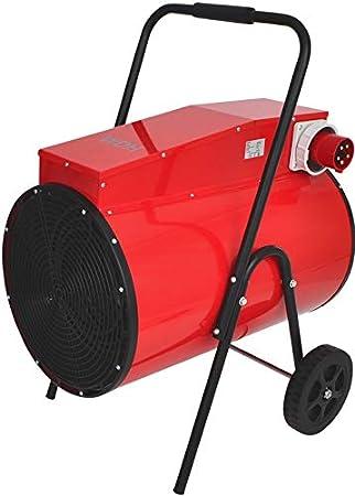 Aktobis Bauheizer Elektroheizer Heizgebl/äse WDH-IFH15 15 kW // 32 A