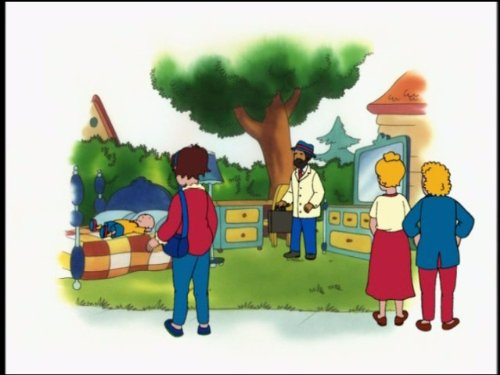 Caillou's Neighborhood ()