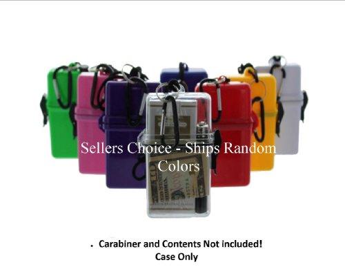 VAS WATERPROOF DRY BOX- BEACH, BOAT & POOL - MONEY, ID, KEY'S N MORE (9 COLOR CHOICES) (SELLERS -