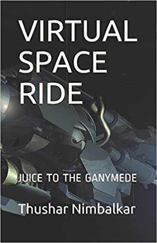 VIRTUAL SPACE RIDE: JUICE TO THE GANYMEDE