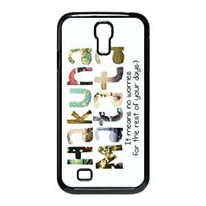 Funny For Samsung Galaxy S4 I9500 Durable Plastic Case-Creative New Life