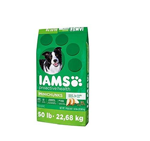 Iams ProActive Health Dog Food, Adult MiniChuncks (50 lbs.)