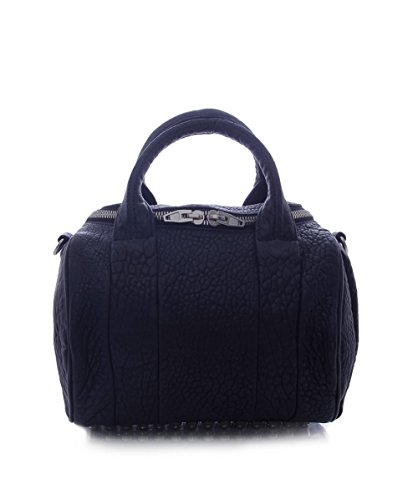 Alexander Wang Rockie Leather Bag Neptune