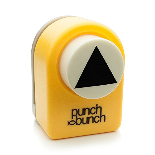 Punch Bunch Medium Punch, Triangle
