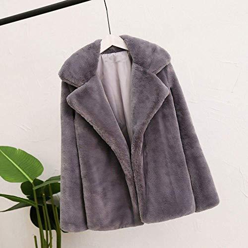 Mantener Las Blusa Moda Rosa Marrón La Color Mujeres Para Ocasional Apretado Cubierta Azul Caliente Sólido De Mujer Salvaje Abrigo Grau Rojo XYnxpZZ