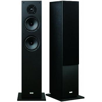 Jbl es80bk 4 way dual 170mm 6 inch for 12 inch floor standing speakers