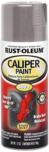 Caliper Formula (NEW 12-Ounce Caliper Paint Spray, SILVER, Automotive 251595)
