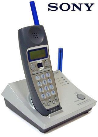 amazon com sony spp s2720 2 4 ghz cordless phone cordless rh amazon com Cordless Phones with Answering Machine Cordless Phones with Answering Machine