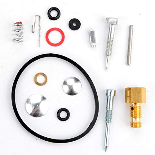 - Anzac 31840 49-840 Carburetor Rebuild Kit for Tecumseh H40 H50 H60 H70 HH40 HH50 HH60 HH70 Engine Toro Lawn Boy Snowblower