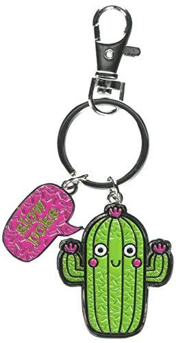 Enamel Keychain Key Ring - Wit Gifts Enamel Key Ring Keychain