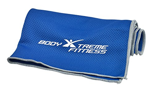 Body Xtreme Fitness Inversion Table, Advanced Heat and Massage Therapeutic Inversion Table, Comfort Foam Backrest, Back Fitness Therapy Relief + BONUS Cooling Towel by Body Xtreme Fitness USA (Image #6)
