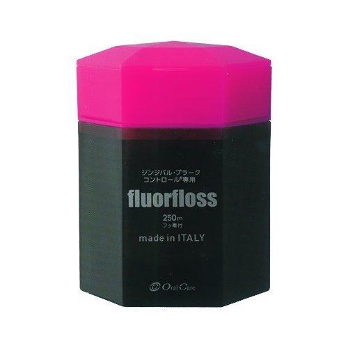 Oral Care Oralcare Fluorfloss 250m 1 Count by 3M Oral Care