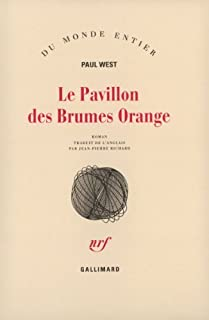 Le pavillon des brumes orange : roman, West, Paul