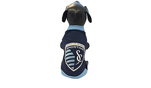 e33ea2893 Amazon.com   All Star Dogs MLS Unisex MLS Athletic Mesh Dog Jersey   Sports    Outdoors