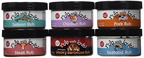 (Rub with Love, Favorites 6-pack)