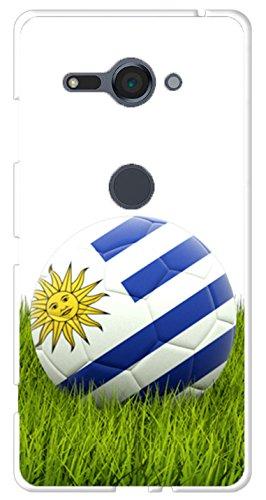 BIPOP CASE Carcasa balón Uruguay Copa Mundial fútbol Sony Xperia ...