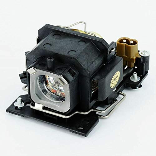 CTLAMP DT00821 Replacememnt Lamp Bulb with Housing Compatible with HITACHI CP-X3 / CP-X5 / CP-X5W / CP-X3W / CP-X264 / HCP-610X