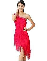 Womens Ballroom Salsa Samba Rumba Tango Swing Rhythm Latin Dance Dress