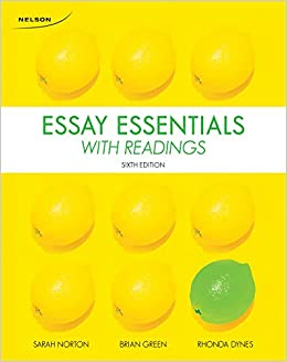Essay essentials 5th edition