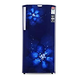 Godrej 192 L 5 Star Inverter Direct-Cool Single Door Refrigerator with Turbo Cooling Technology(RD EDGENEO 207E 53 THI…