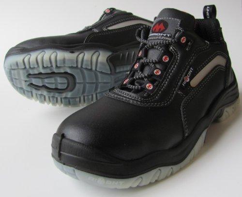 AIMONT Creek zapatos de seguridad calzado de protección plano S3, 42