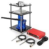 DIY 5 Ton Hydraulic Jack Heat Press Machine with