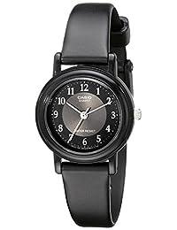 Casio LQ139A-1B3 - Reloj clásico de resina para mujer, color negro