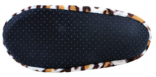 Shoes House Stars Polka Enimay Women's Relaxed Animal Tan Dots Slipper Lounge Hearts Boots zrqIx8Yq
