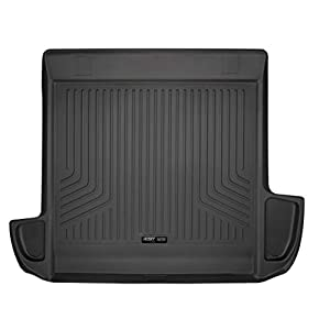 Husky Liners 25721 Black Weatherbeater Cargo Liner Fits 2010-2019 Toyota 4Runner Standard Cargo Area (No 3rd seat or Sliding Cargo Deck)