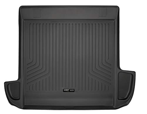 Husky Liners 25721 Black Weatherbeater Cargo Liner Fits 2010-2019 Toyota 4Runner Standard Cargo Area (No 3rd seat or Sliding Cargo ()