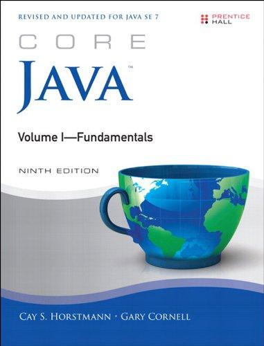 Download Core Java Volume I–Fundamentals (9th Edition) (Core Series Book 1) Pdf