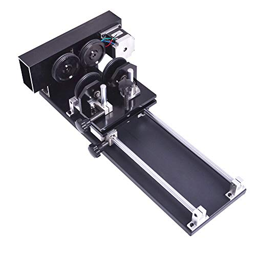 CNC 2 Phase Rotary Axis Attachment Stepper Motor Roller Rotation Rotate Engraving for Cutting Machine