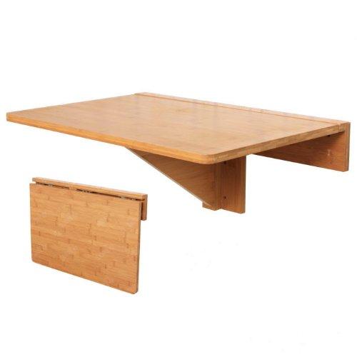 SoBuy® Mesa plegable de pared, mesa plegable, mesa, mesa de cocina ...