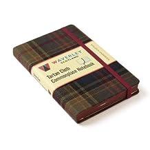 Kinloch Anderson: Waverley Genuine Tartan Cloth Commonplace Notebook
