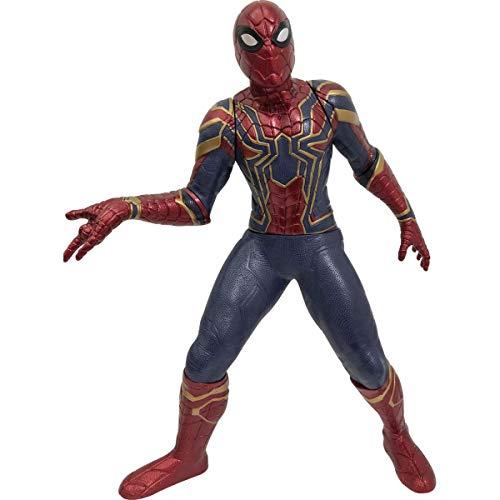 Boneco e Personagem Homem Aranha Iron Ultimate Mimo Multicor