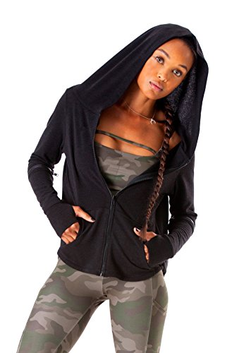 Yco Active Lagertha Long Sleeve Sports Hoodie