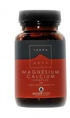 Magnesio Calcio Complex 100 cápsulas de Terranova: Amazon.es: Salud y cuidado personal