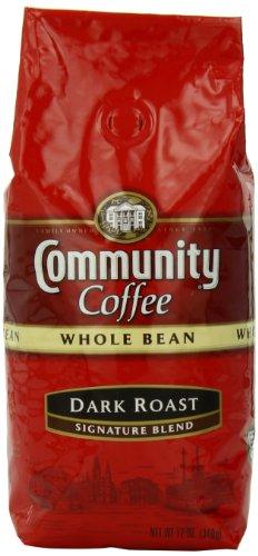 Community Coffee Whole Roast 12 Ounce