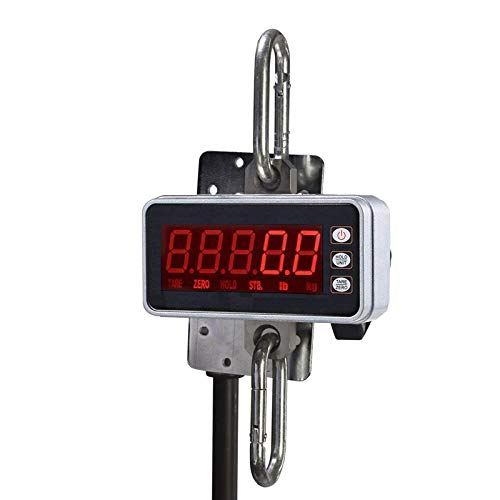 Scales & Balances Ceiling Lift Scale with Heavy Duty 660 lbs ...