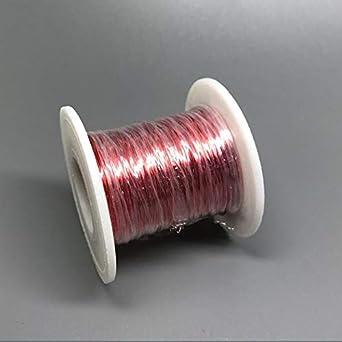 1.0 mm De Cobre craft//jewellery Cable X 4 Metros Calibre 18
