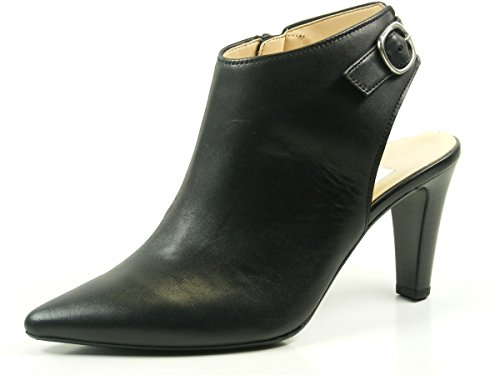 Gabor 41_581 Womens Sling Court Shoes Ankle Boots Schwarz OQ7qE