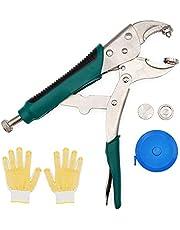 Heavy Duty Snap Fastener Pliers Tool Kit