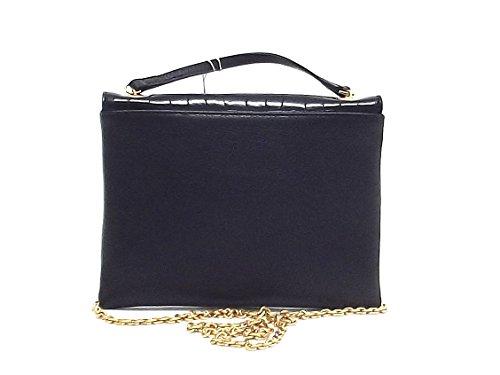 Coccinelle borsa donna, Minibag AV3 553715, borsa a spalla pelle,nero A7102