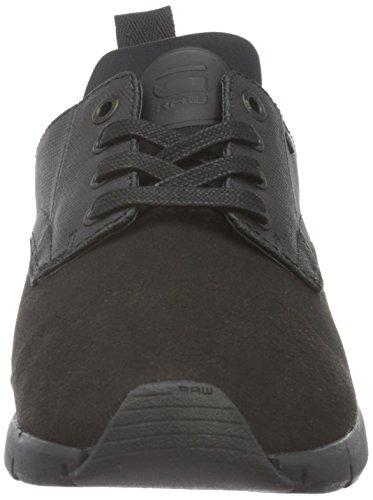 G Star Aver Mono, Zapatillas para Mujer Negro (black 990)