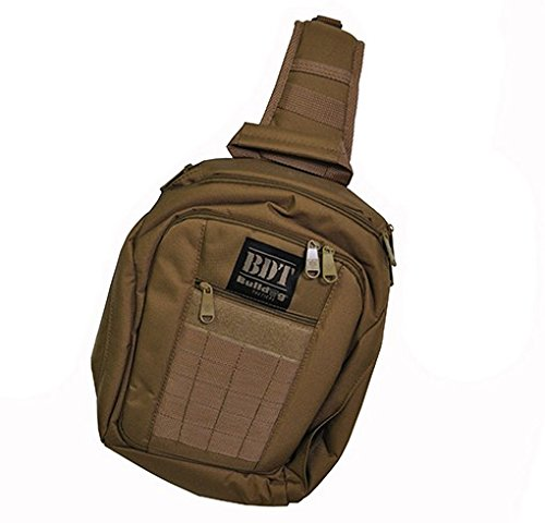 Rifle Padded Deluxe Sling (Bulldog Cases Small Sling Pack Tan)