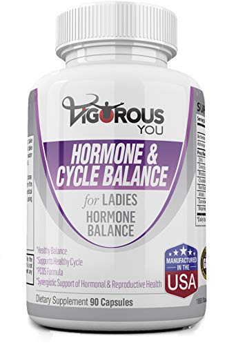 Natural Hormone Balance Women - 4