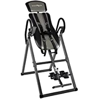Innova Fitness ITX9800 Inversion Therapy Table with Ankle Relief and Safety Features